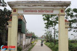 'Xe chưa qua, nhà không tiếc' - huyền thoại làng K130 ở Hà Tĩnh
