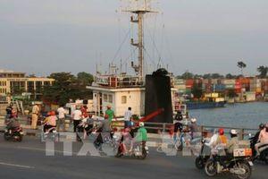 Vụ tàu hàng đâm va vào cầu Đồng Nai: Kiểm tra, đánh giá thiệt hại kết cấu cầu