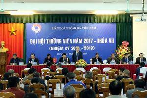 Chủ tịch VFF Lê Hùng Dũng: 'Chưa ấn định thời gian tổ chức Đại hội VFF nhiệm kì VIII'