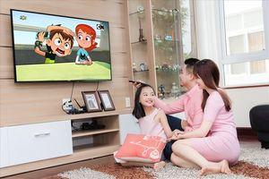 Đồng loạt các kênh truyền hình quốc tế được chiếu HD miễn phí