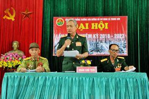 Bắc Giang: Hội truyền thống trường sơn Đường Hồ Chí Minh xã Trung Sơn, tổ chức Đại hội nhiệm kỳ 2 ( 2018-2023)