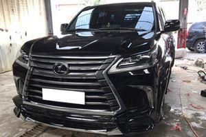Bộ Xây dựng xin xe Lexus và Land Cuiser từ doanh nghiệp HUD