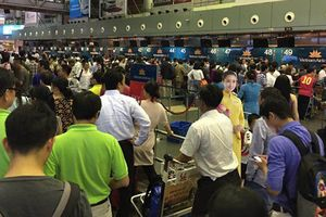 Hơn 24 triệu khách qua cảng hàng không trong quý I