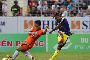 Vòng 5 V-League: Hà Nội ngôi đầu, Nam Định lo lắng