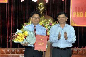 Thành ủy Đà Nẵng bổ nhiệm một Phó Chánh Văn phòng 35 tuổi