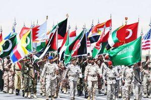 Binh sỹ 24 nước Arab tập trận chung 'Lá chắn chung vùng Vịnh-1'