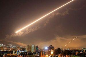 Syria bốc cháy: Điều gì thực sự đã xảy ra sáng 14/4?