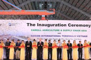 Cargill tăng cường năng lực phân phối ngũ cốc và hạt có dầu tại Việt Nam