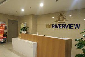 Hãi hùng chung cư T&T Riverview bịt cửa thoát hiểm bằng siêu thị, nhà trẻ