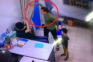 Người nhà đấm thẳng mặt bác sĩ Bệnh viện Xanh Pôn: Ông Nguyễn Đức Chung yêu cầu làm rõ