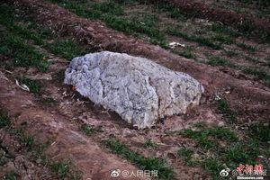 Ngọn núi kỳ lạ 'một bước lên đỉnh' ở Trung Quốc