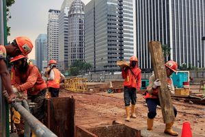 Indonesia mạnh tay với dự án hạ tầng trì trệ
