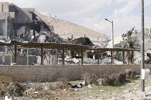 Anh - Pháp - Mỹ không kích Syria: Luật của kẻ mạnh
