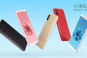 Xiaomi Mi 6X lộ ảnh chụp quảng cáo hé lộ nhiều màu sắc rực rỡ