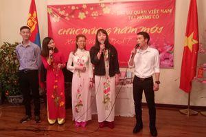 Tết Việt ở Mông Cổ - Đậm đà bản sắc quê hương