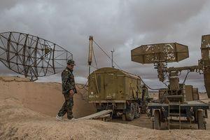 Hệ thống phòng không Syria đánh lùi cuộc tấn công tên lửa mới