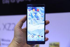 Xperia XZ2 được Sony đem về thị trường Việt Nam