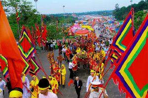 Giỗ Tổ Hùng Vương- Lễ hội Đền Hùng 2018: Sẵn sàng cho ngày khai hội