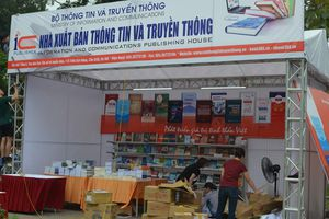 Ngày sách Việt Nam lần thứ 5 sẵn sàng đến với độc giả