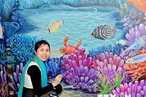 Họa sỹ Việt Nam giành cúp Bạc cuộc thi thiết kế quốc tế