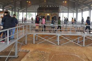 Lộ diện hành cung thời Trần tại Thái Bình