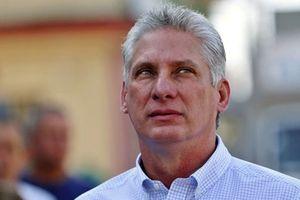 Ông Miguel Díaz-Canel được đề cử làm Chủ tịch Hội đồng Nhà nước Cuba