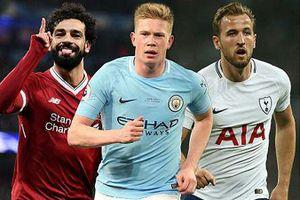 Công bố đội hình xuất sắc nhất Ngoại hạng Anh 2018