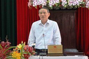 Bí thư Đà Nẵng đề nghị sớm giải quyết những dự án trọng điểm