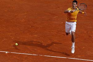 Monte Carlo Masters ngày 3: Djokovic nhọc nhằn đi tiếp