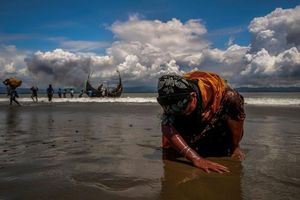 Loạt ảnh về thảm cảnh của người di cư Rohingya đạt giải Pulitzer