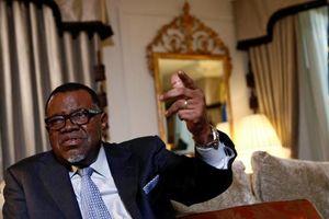 Tổng thống Namibia phủ nhận cáo buộc tham nhũng