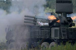 Bắn hạ tên lửa Mỹ-Anh-Pháp 'rụng như sung': Tướng Syria nói gì