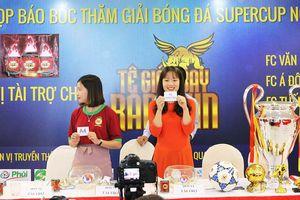 Giải bóng đá Super Cup lần thứ nhất quy tụ 8 đội 'phủi' hàng đầu Nghệ An