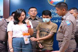 Một người Việt bị bắt vì trộm cắp trong lễ hội té nước nổi tiếng ở Thái Lan