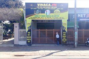 Cty Vinaca có sản phẩm chữa ung thư từ than tre hoạt động trái phép tại Gia Lai