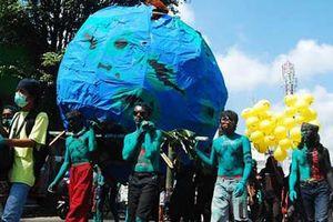 Ngày Trái đất - Nâng cao ý thức và trách nhiệm với môi trường