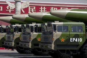 Trung Quốc triển khai tên lửa 'Sát thủ diệt Guam'