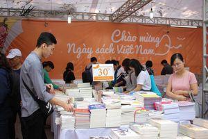 Ngày sách Việt Nam lần thứ 5 chính thức khai mạc