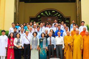 Kỷ niệm 50 năm ngày thành lập Liên minh các lực lượng dân tộc, dân chủ và hòa bình Việt Nam