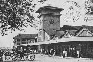 Chợ Bến Thành, chợ Bình Tây xưa được quy hoạch như nào?