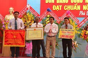 Phú Đức huy động 43 tỷ đồng trong xây dựng nông thôn mới