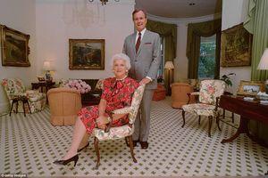 Nhìn lại khoảnh khắc hạnh phúc của cựu Đệ nhất phu nhân Mỹ vừa qua đời