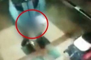 TQ: Phẫn nộ bé gái tiểu học gặp kẻ biến thái trong thang máy