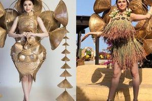 Miss Eco: Đại diện Việt tự chế trang phục truyền thống
