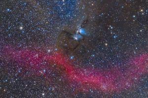 Rực rỡ tinh vân Orion trong diện mạo đa sắc mới