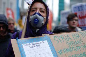 'Bàn cờ' Syria đã rối càng thêm rối