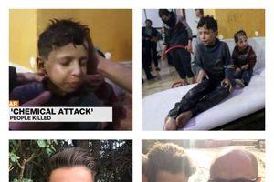 Truyền hình Nga tố video giả mạo về vụ tấn công hóa học ở Syria