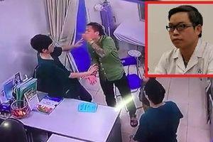 Bệnh viện Xanh Pôn họp báo vụ bác sĩ bị hành hung