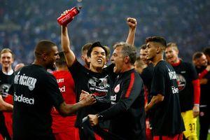 Frankfurt gặp Bayern Munich ở chung kết Cúp Quốc gia Đức