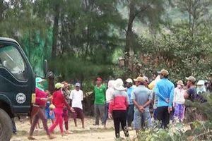Bình Định: 'Nhức đầu' vì dân liên tục kéo lên QL1 chặn xe